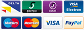 Credit and Debit Card Logos